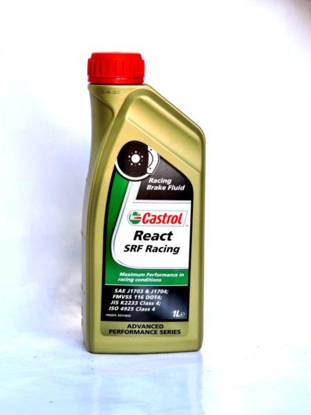 Castrol React Srf Racing 1L